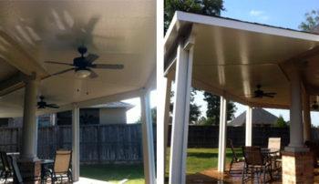 Aluminum Patio Cover Options
