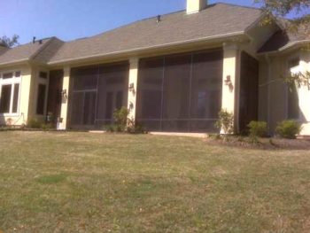 Screen Rooms & Porch Enclosures in Tomball, Texas