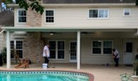 Patio Cover The Woodlands TX