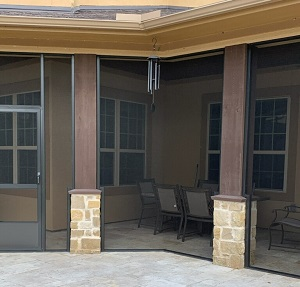 screen enclosure the woodlands tx